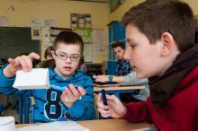 Bild 2 - Szene im Gemeinsamen Unterricht