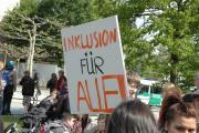 Plakat: Inklusion für alle